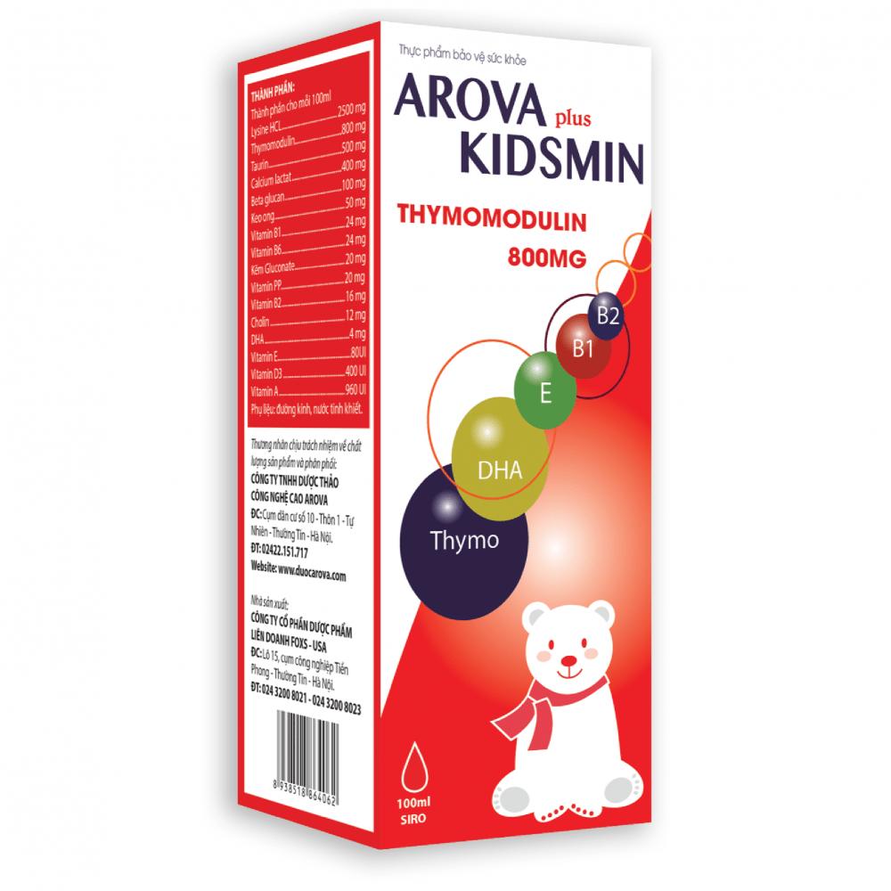 Arova Kidsmin Plus 1
