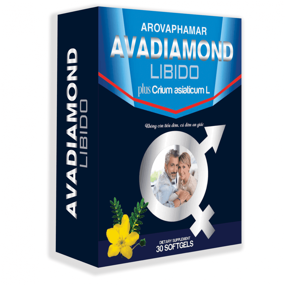 Viên tiểu đêm Diamond Libido